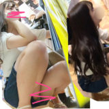 【Pcolle】ジャニショで座り・逆さ・カメラバレ!?