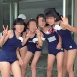 【Pcolle】JS~JCプールでスク水!運動会パンチラ!